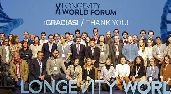 Longevity World Forum 2018 y la medicina de las 4 Ps