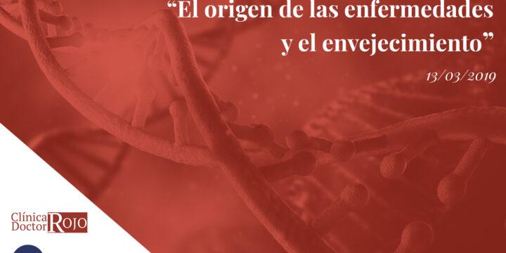 Hablamos del origen de las enfermedades y el envejecimiento en Cope Castellón