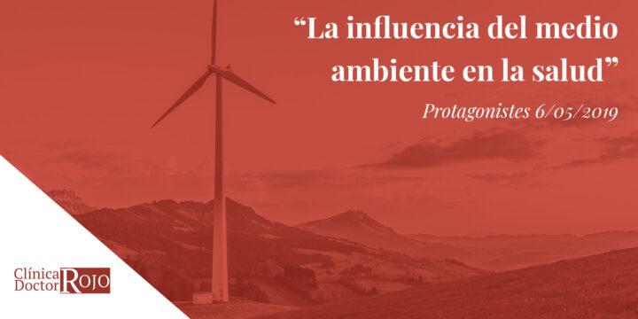 Hablamos de medicina ambiental en Radio Vila-real
